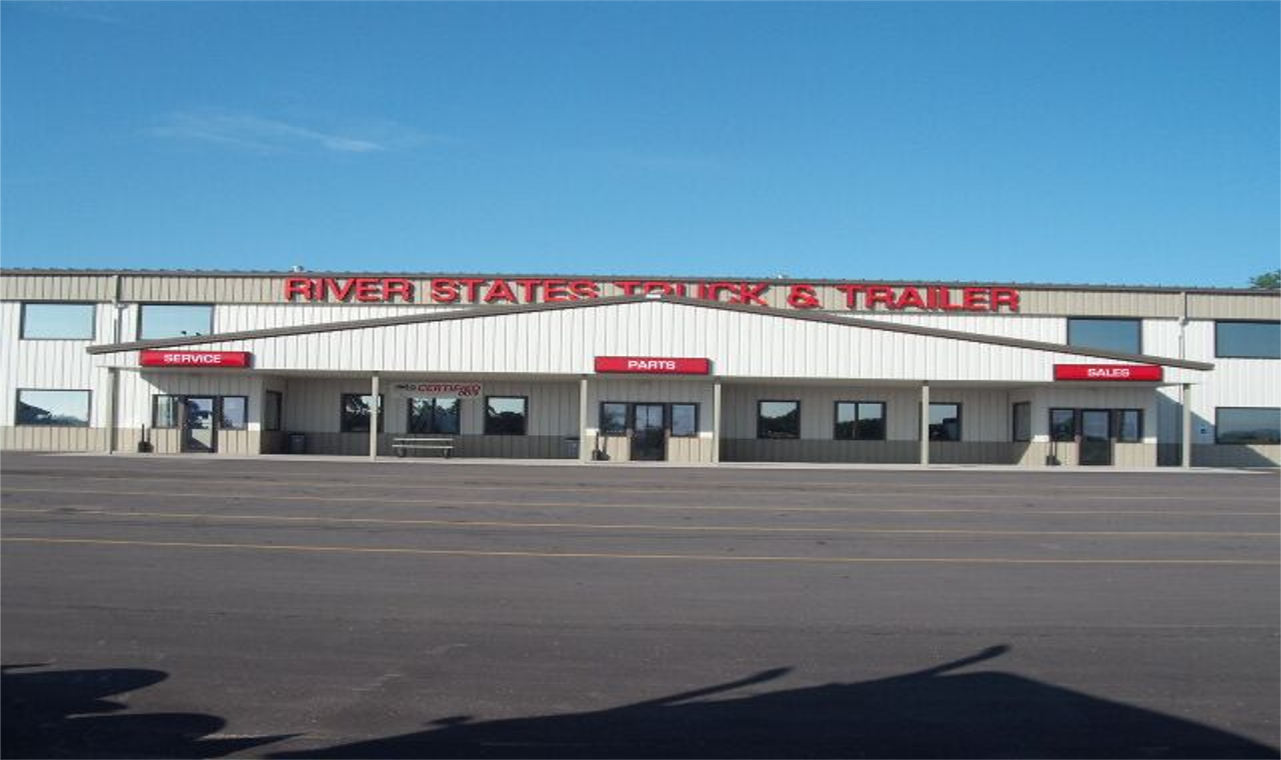 Hours and Location  River States Truck & Trailer  Eau Claire